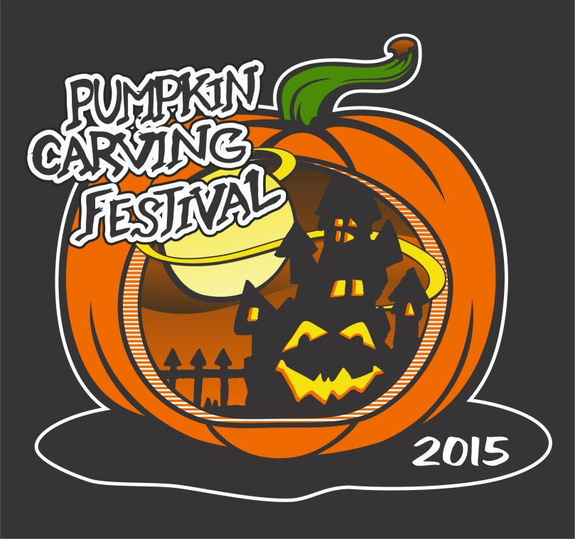 A big mahalo to Napua'ala Correa for designing this year's Pumpkin Carving Festival aprons!